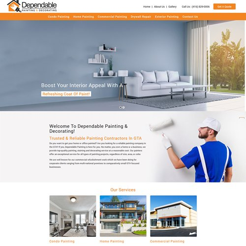 Web design Winnipeg
