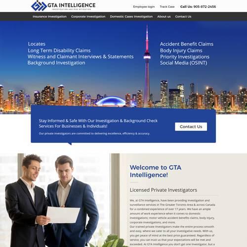 Web design Winnipeg