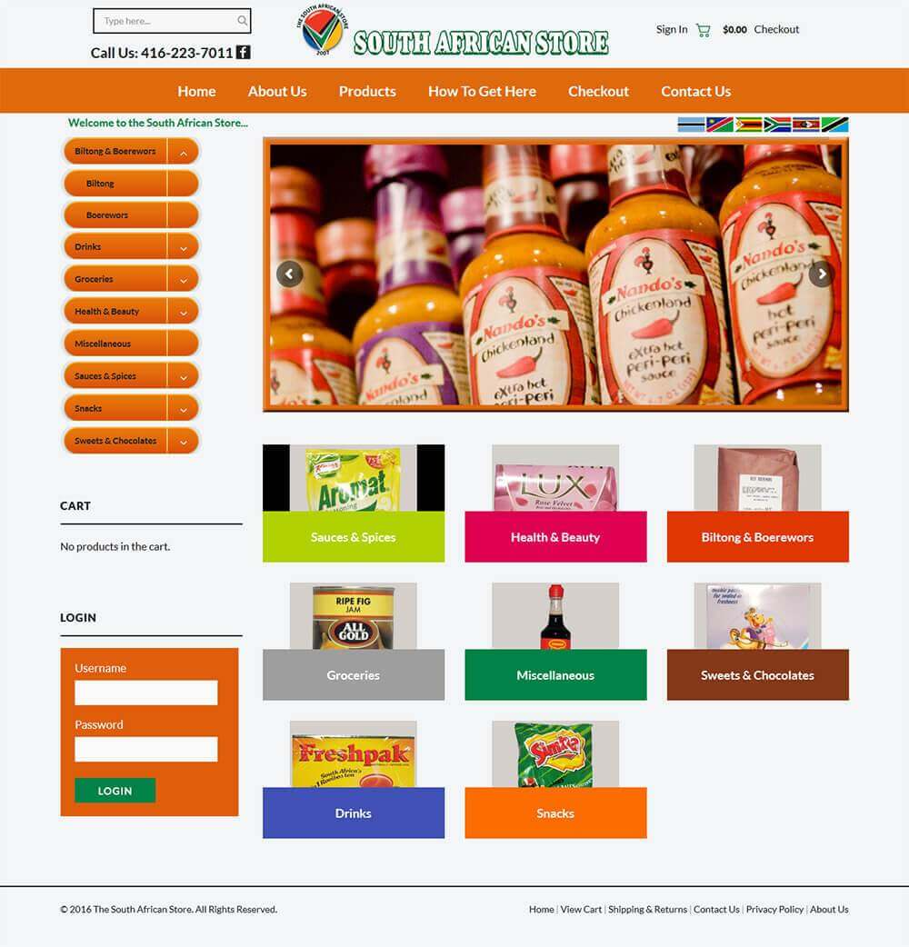 Winnipeg Ecommerce Website Design