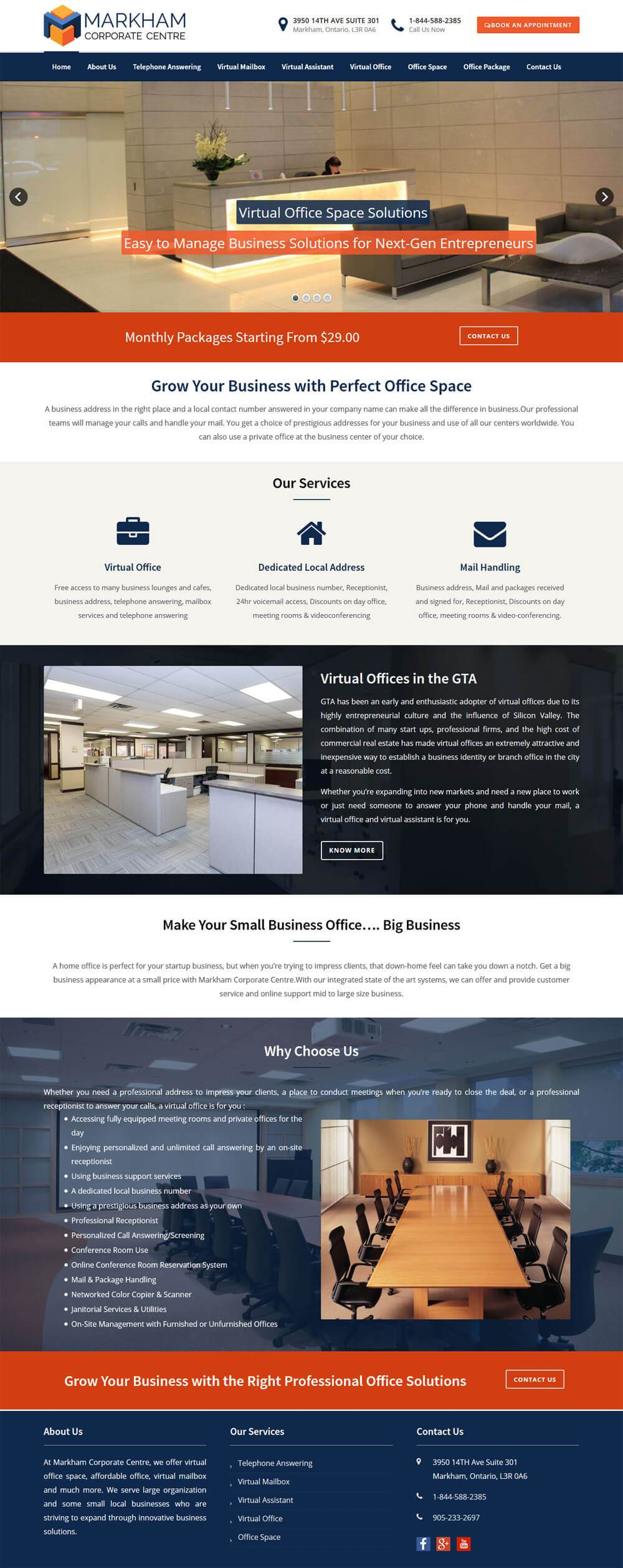 Website Design Company Winnipeg
