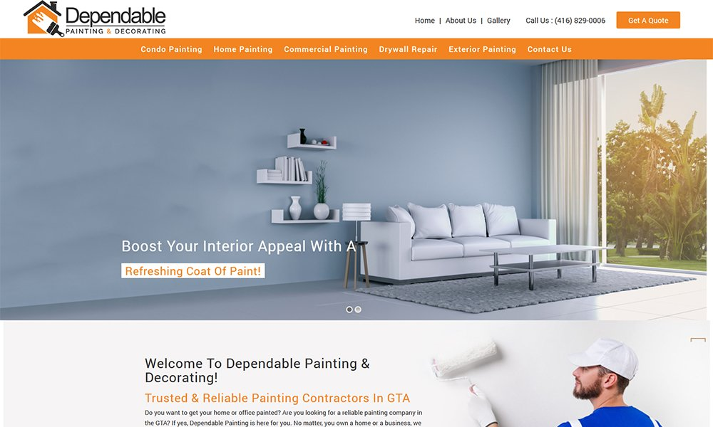 Web Design Company Winnipeg